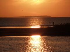 sunsets beauty (achatphoenix) Tags: sun sunset coucherdusoleil water aqua soleil eau wasser beach plage strand dänemark danmark denmark dk sjaelland sjaellandodde