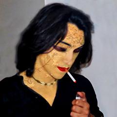 Portrait - Retrato (COLINA PACO) Tags: retrato ritratto portrait photoshop photomanipulation fotomanipulación fotomontaje franciscocolina makeup