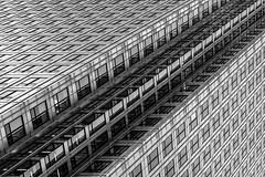 windows///windows (Blende1.8) Tags: skyscraper docklands london hochhaus cityoflondon docklandslondon urban abstrakt abstract linelineswindowswindowcontemporarymodernmoderne architekturtowermonochromemonochrommonoarchitecturearchitekturnikond5500carsten heyerunited kingdomenglandmoderne architektur diagonal diagonale pattern facade fassade gebäude building buildings londonbuildings