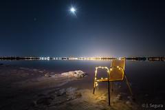 Luna, sal y óxido (Yorch Seif) Tags: noche night nocturna nocturnal lightpainting longexposure largaexposicion estrellas stars d7500 tokina1116