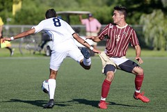 Don't take my shorts (stephencharlesjames) Tags: soccer football college sports ball sport action middlebury vermont norwich university ncaa