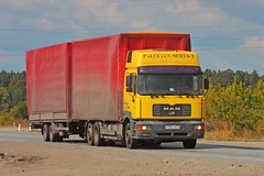 MAN 25.412  Р 506 ОМ 58 (RUS) (zauralec) Tags: kurgancity therouter254irtysh курган город автомобиль грузовик man 25412 р 506 ом 58 rus трасса трассар254иртыш иртыш