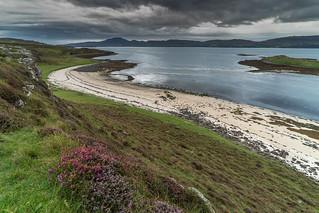 'Coral Bay' - Claigan, Isle of Skye