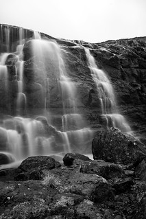 Cozy Falls in the Faroes