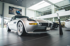 BMW Z8 (Dylan King Photography) Tags: porsche 911 991 997 996 993 964 930 944 9912 carrera turbo targa rally langley center lamborghini gallardo 6 speed manual bmw z8 m4 160e evo 2316 bc canada m3