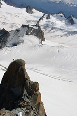 15-On the top (robatmac) Tags: aiguilledumidi france hautesavoie montagne