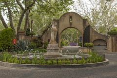 The Timeless Appeal of Tlaquepaque (ByNaturesDesign29) Tags: dining shopping art architecture statue arizona sedona tlaquepaque