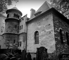 Prague, Czech Republic (LuciaB) Tags: prague czechrepublic jews jewishheritage klausensynagogue oldjewishcemetery