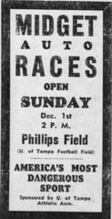 nov 29 1940 (Jbsbbailey) Tags: tampa spartans football 1940
