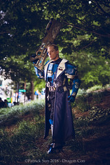 SP_83488 (Patcave) Tags: dragon con dragoncon 2018 dragoncon2018 cosplay cosplayer cosplayers costume costumers costumes soldier76 overwatch videogame blizzard gun strike commander morrison