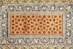 2018-4732 (storvandre) Tags: morocco marocco africa trip storvandre marrakech historic history casbah ksar bahia kasbah palace mosaic art