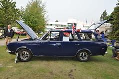 1969 Ford Cortina Estate GT (3) (Gearhead Photos) Tags: jaguar e type mga mgb mgtc mgc gt english cars british delorean mgf xk xj xjs xf v8 ford cortina austin healey morgan plus 4 convertible 120 140 150 waterfront park north vancouver bc canada