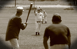 Vintage Baseball, Cantigny Park. 44 (EOS)