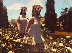 (tuladexing1) Tags: tuscany secondlife flower crown vintage field summer avatars