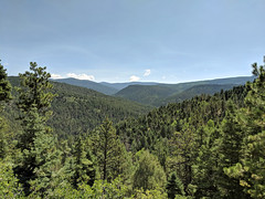 On the High Road from Taos to Santa Fe (Riverwest) Tags: highroad taos santafe newmexico