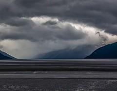 Northern Scotland?  New Zealand?  Alaska? (Dr. Farnsworth) Tags: clouds dramatic light dark shadows newzealand alaska ak summer august2018
