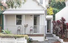 38 Pashley Street, Balmain NSW