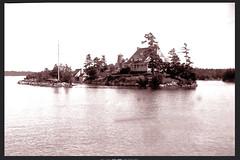 Zavikon Island,  Ontario (JFGryphon) Tags: thousandislands island stlawrenceriver 1900 zavikonisland leedsandthethousandislands ontario