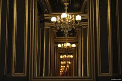Palais Garnier, Paris : jeux de glaces et de lumières (philippeguillot21) Tags: palais opéra garnier lumière glace reflet paris france europe pixelistes canon