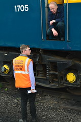 Great Central railway Diesel Gala Sept 2018 (shutcho1973) Tags: diesel gala locomotive british rail railways railway train engine great central 2018 september class 47 sparrowhawk 1705