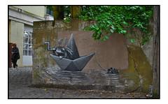 STREET ART by HAYLEY WELSH (StockCarPete) Tags: hayleywelsh streetart londonstreetart croydon croydonrising london uk