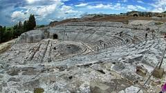 Siracusa (ricmain) Tags: siracusa italia italy teatro greco teter greece sicilia sicily 2018 mainiero estate summer