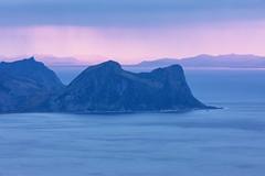 Pastel (Andrew G Robertson) Tags: senja norway husfjellet sunset norge