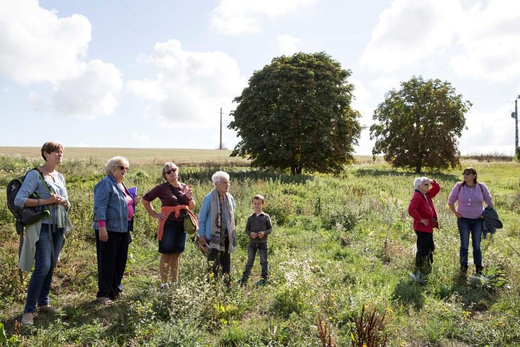 Les journées du Patrimoine 2018 - La ferme de la Muette