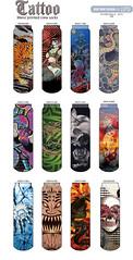 *F14 Jr Men Tattoo v3 (boodiba) Tags: sockdesign hosierydesign surfacedesign target adobeillustrator photoshop graphicdesign