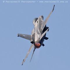0196 Greek F16 (photozone72) Tags: yeovilton yeoviltonairday airshows aircraft airshow aviation jets canon canon7dmk2 canon100400f4556lii 7dmk2 f16 greek hellenic
