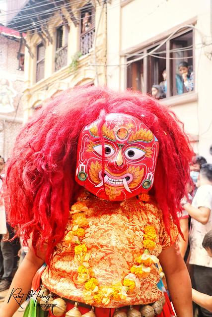 Majipa Lakhey Aaju
