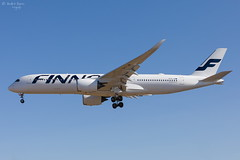Finnair (ab-planepictures) Tags: lhr egll london heathrow flugzeug flugahefen aviaton airport aircraft plane planespotting finnair airbus a350