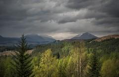 Scottish Highland Scene (www.yabberdab.com) Tags: scotland highlands mountain