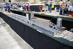 IMG_0301 (Cale Leiphart) Tags: nmra nationaltrainshow modelrailroad bmr brickmodelrailroader lego train rr railroad kansascity missouri