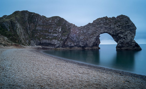 Durdle Door at Dawn (I)