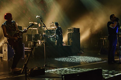 The Damned, Southampton Guildhall 22-08-2018 077 (Matt_Rayner) Tags: southamptonguildhall live punk concert thedamned davidvanian vocals pinch drummer paulgray bass