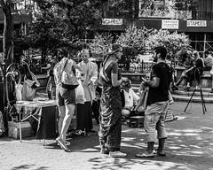 "Street Photography "" New York City Life"" (street photo ny) Tags: newyorklife new york union square nikon nikonusa 35 mm candidphotography candid photography blanco y negro black white bw"