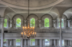 Historic Benningon Church (Pearce Levrais Photography) Tags: church chapel bennington vermon explore tourism tourist canon hdr picoftheday photooftheday interior inside arch arches historic first congregational old