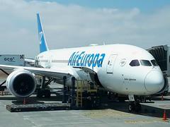 BOEING 787 Dreamliner (John Orellana) Tags: dreamliner boeing787 boeing españa aireuropa airline guayaquil aeropuerto ecuador segu gye aerolinea livery julioiglesias skyteam avgeeks spotter aviation