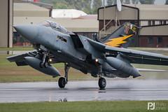 RAF Tornado F.3 ZE734 (philrdjones) Tags: 111sqn 2008 90 airdisplay aircraft airshow anniversary avgeek egva f3 ffd fairford gloucestershire july military panavia raf raffairford riat royalairforce royalinternationalairtattoo tornado trebleone tremblers ze734