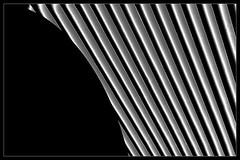 desk & blinds (Armin Fuchs) Tags: arminfuchs desk blinds jalousie diagonal niftyfifty würzburg stripes