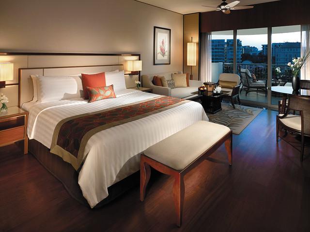 アフタヌーンティーで人気のホテル シャングリラホテルシンガポール