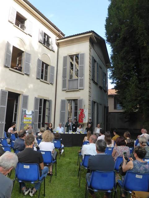 Inaugurazione e assegnazione premio carriera a Franco Guerzoni
