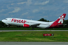 C-FFNM (First Air) (Steelhead 2010) Tags: yhm firstair boeing b737 b737400 cffnm creg