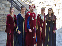 Group Portrait of the Actors before the Show (Superoperater hero) Tags: 2012 berbagrozdja daniberbe predstava putovanja smederevo smederevskajesen smederevskatvrdjava srbija tvrdjava vasar