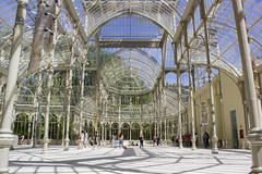 Palacio de Cristal (Madrid) (U2iano) Tags: palacio cristal crystal palace madrid spain españa retiro