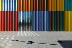 Mira Einkaufszentrum (epemsl) Tags: mira münchen fassade