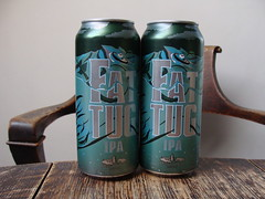 Fat Tug IPA (knightbefore_99) Tags: beer cerveza pivo hops tasty can malt victoria bc canada best great driftwood ipa india pale ale