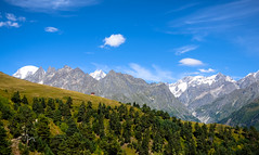 Sweet Svaneti (RJDonga) Tags: svaneti georgia svan caucasus mountains hut trees mestia cross summer climb hike nature