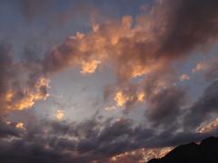Die letzten Sonnenstrahlen vom Tag (Priska B.) Tags: ächerlipass wolken rot violett abendrot berge nidwalden schweiz switzerland swiss svizzera himmel wetter